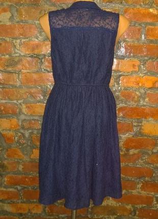 Платье из кружева гипюра george2 фото