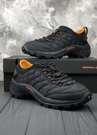 Оригинальные зимние мужские кроссовки merrell большие размеры в наличии