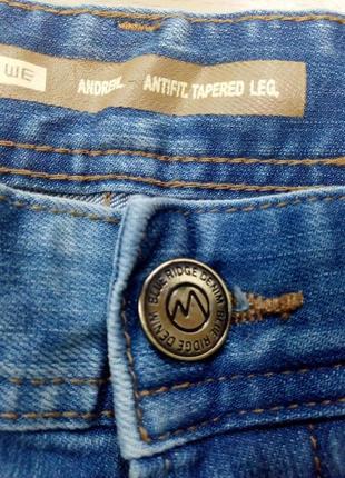 Мужские джинсы blue ridge denim