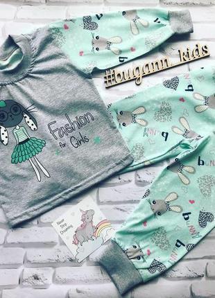 Пижама детская на девочку