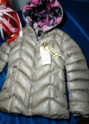 Куртка дівчача осіння