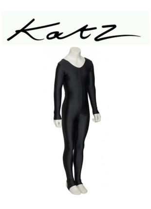Купальник, трико для танцев, гимнастики katz на 9-10 лет р. 134-140