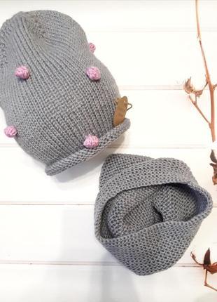 Hand made шапка шапочка детская для мальчика девочки