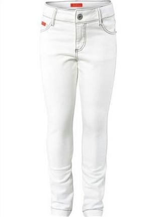 Джинсы белые штаны