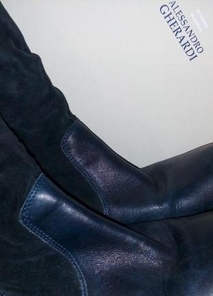 Удобные ботинки roberto santi