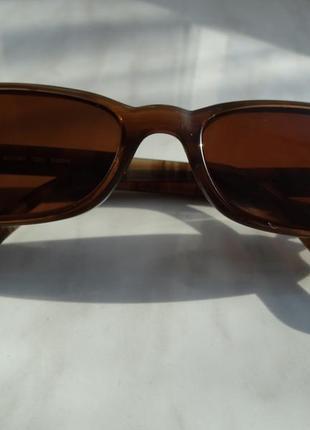 Очки оптические увеличительные и солнце зашита