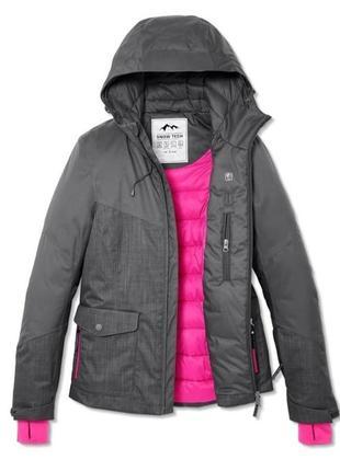 Высокотехнологичная лыжная куртка tchibo (германия), евро 38= 44наш,  евро 44= 50/52 наш.