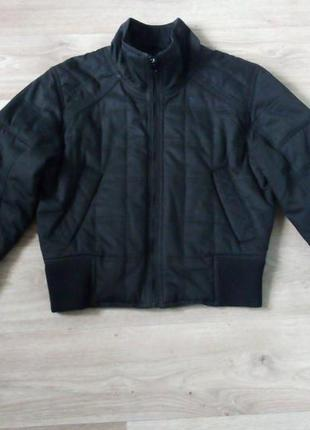 Куртка, курточка укороченная, теплая oggi, р. s.