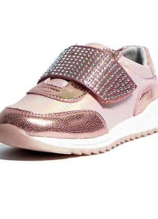 Кроссовки кросівки спортивная весенняя осенняя обувь мокасины для девочки сказка р.26-28
