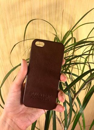 Чехол для смартфона iphone 5, 5s из pu-кожи от pull&bear