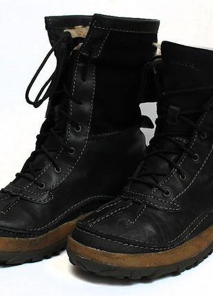 Зимние ботинки merrell. размер 39