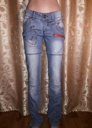 Новые джинсы rigo-star!