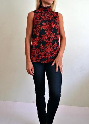 Легкая блуза американка 10