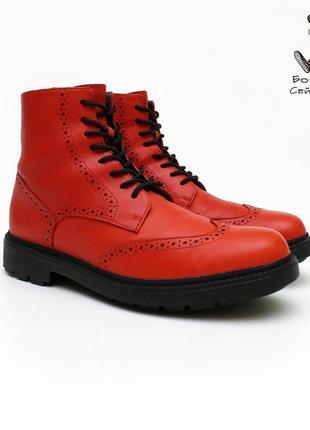 Чоловічі черевики броги camper / мужские ботинки броги кемпер размер 43 ( 27.5 см )