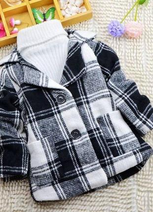 Пальто для хлопчиків *весна- осінь*