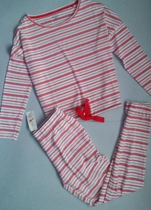 Новая пижама в полоску