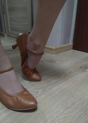 Туфли для стандарта, бально-спортивные танцы