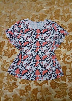 Классная блузка george, сост. хорошее. размер 48 евро. сток!