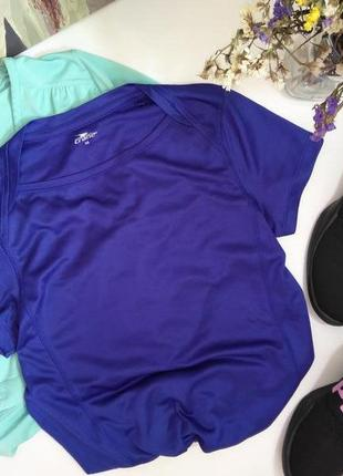Crane фирменная спортивная футболка синяя xxs 32 4 40 xs 34 6 42 s 36 8 44