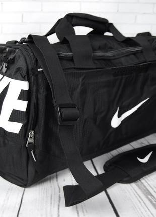 Спортивная сумка nike.сумка дорожная, спортивная найк с отделом для обуви ксс513