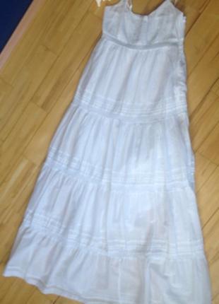 Платье-сарафан от ltb в бохо стиле