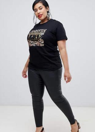 Vero moda black skinny jeans черные джинсы скинни