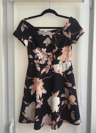 Супер классное  летнее платье в цветочный принт от atmosphere