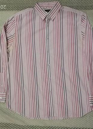 Рубашка мужская в полоску от thomas nash