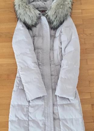 Пальто на пуху, дуже класне