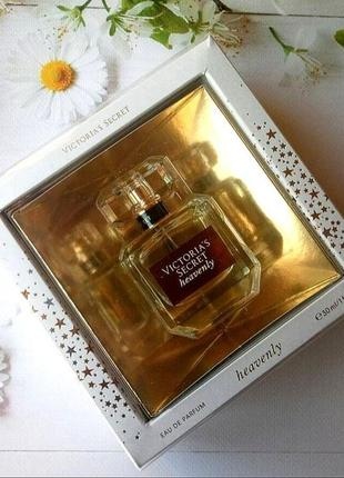 Духи victoria's secret heavenly eau de parfum 30ml