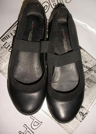 Комфортные демисезонные туфли next 38 размера на каждый день