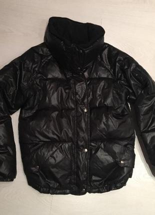 Пуховая куртка kappa