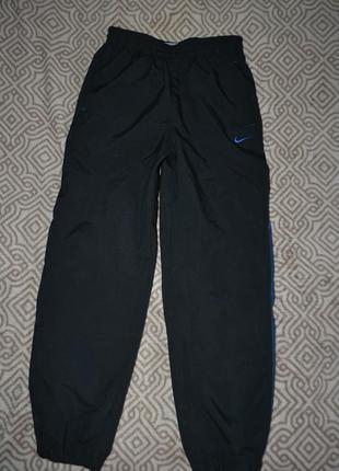 Спортивные штаны мальчику nike  на 12 лет рост 152 оригинал