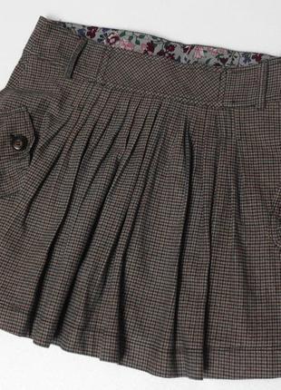 Zara. тёплая юбка на 13 - 14 лет.