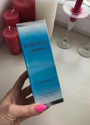Женский парфюм la rive donna