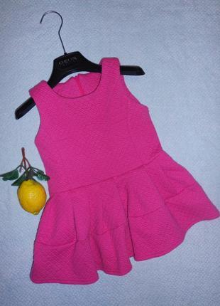 Платье 1,5-2,5 года