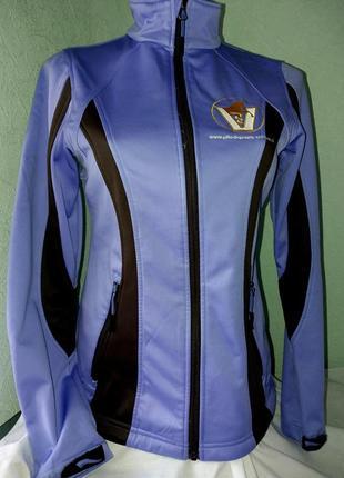 Куртка ветровка crivit женская, размер хs 32/34евро. crivit sports