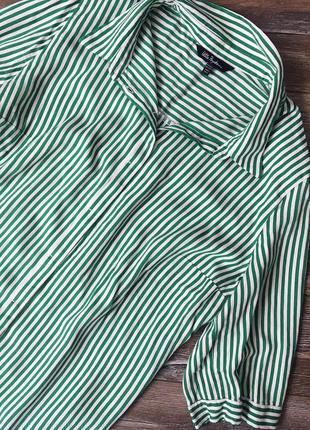 Стильная рубашка 💚2