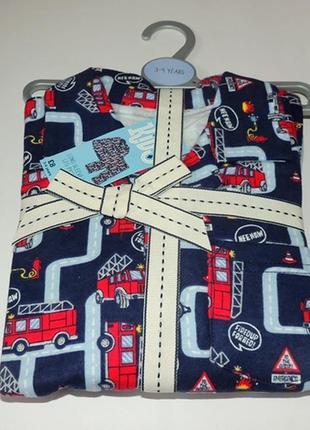Фланеливая пижамка для мальчика, matalan