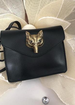 Кожаная поясная сумка (италия)