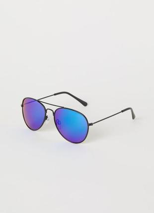Солнцезащитные очки h&m в пилотном стиле1