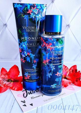 Набор парфюмированный спрей и лосьон для тела victoria's secret