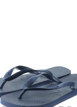 Вьетнамки сланцы мужские синие 37/38 размер