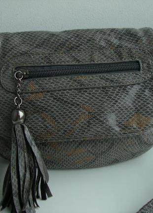 Нова фірмова сумочка кросбоді new look