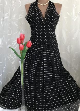 Люксовое ♥️👑♥️ вечернее шёлковое платье max mara pianoforte, оригинал.