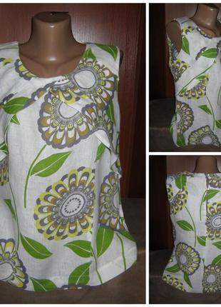 Блуза блузка майка футболка женская р.44-46