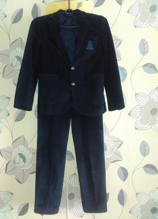 Вельветовый костюм ld classic