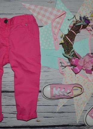 5 - 6 лет 110 - 116 см фирменные шорты бриджи легкие девочке
