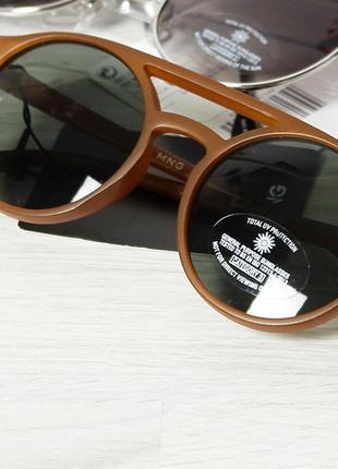 Матові cонцезахисні окуляри, матовые солнцезащитные очки mango
