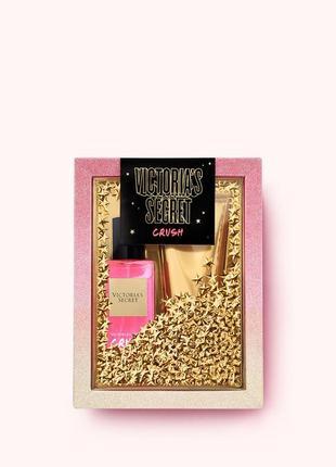 Подарочный набор от victoria's secret мист+ лосьон crush